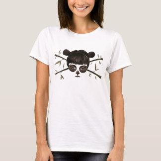 Camiseta Panda do pirata