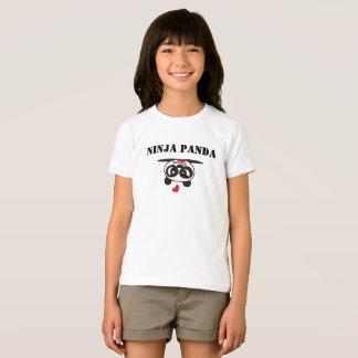 Camiseta Panda irritada 36 da cara