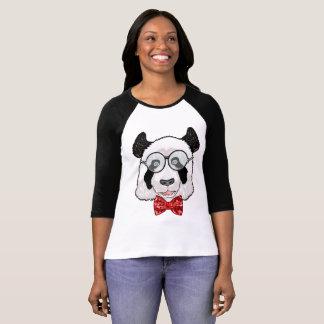 Camiseta Panda Nerdy
