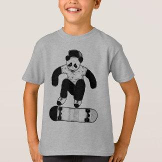 Camiseta Panda Skateboarding