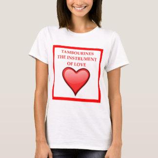 Camiseta pandeiro