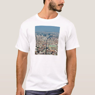 Camiseta Panorama de Nápoles