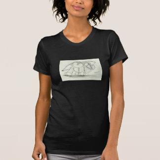 Camiseta Panqueca o desenho do coelho