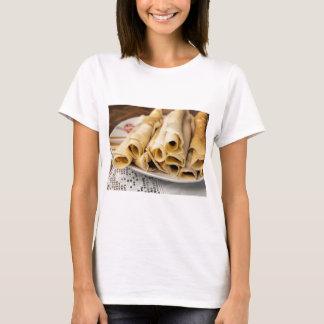 Camiseta Panquecas européias