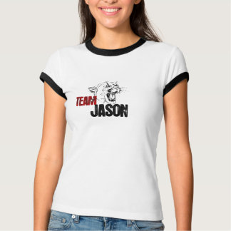 Camiseta Pantera de Jason da equipe