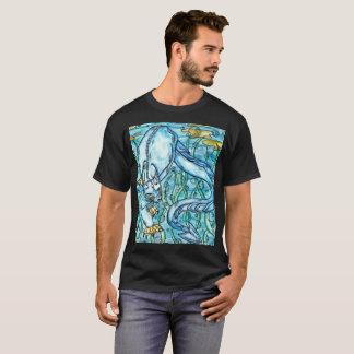 Camiseta Pantera subaquática