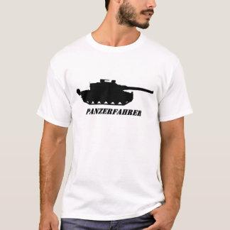 Camiseta panzerfahrer