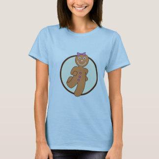 Camiseta Pão-de-espécie Brown