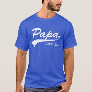 Camiseta papá desde 2013
