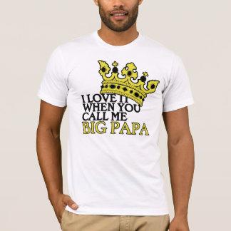 Camiseta Papá grande