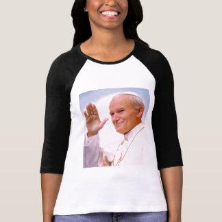 Camiseta Papa João Paulo II a