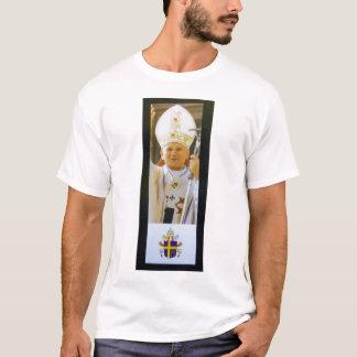 Camiseta Papa João Paulo II abençoado
