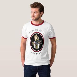 Camiseta Papa novo Agora
