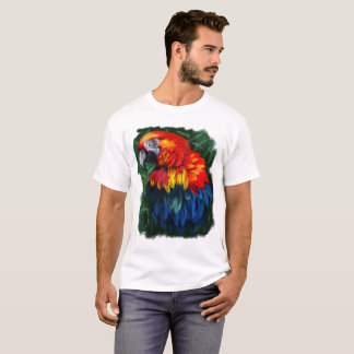 Camiseta papagaio