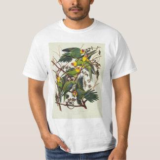 Camiseta Papagaio de Carolina - John James Audubon