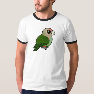 Camiseta Papagaio do cabo de Birdorable