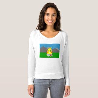 Camiseta papagaio do Cockatiel do オカメインコオウム pronto para