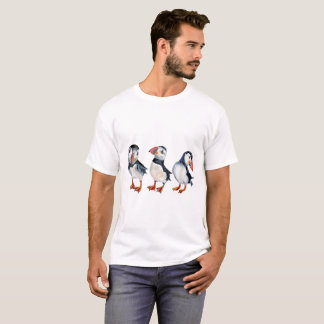 Camiseta Papagaio-do-mar