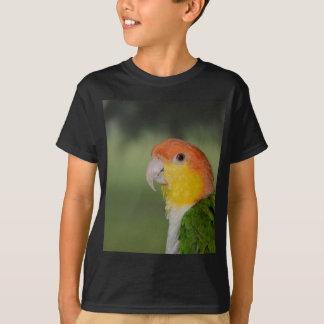 Camiseta Papagaio inchado branco do Caique fora