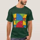 Camiseta Papagaios de Fibonacci