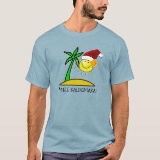 Camiseta Papai noel de Sun - Mele Kalikimaka