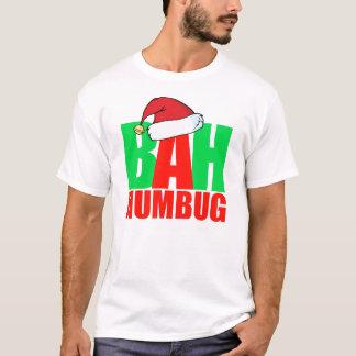 Camiseta Papai noel engraçado do t-shirt do Natal da farsa