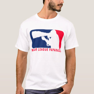 Camiseta Paparazzi da liga principal