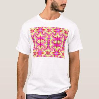 Camiseta Papel de parede do delírio