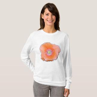 Camiseta Papoila 1n principal pelo design de KABFA