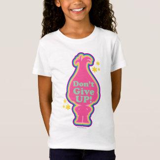 Camiseta Papoila dos troll | - não dê acima!