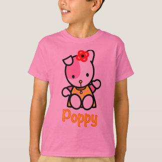"""Camiseta """"PAPOILA"""" o t-shirt do filhote de cachorro"""