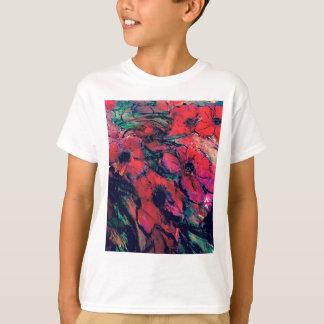 Camiseta Papoilas