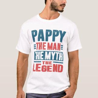 Camiseta Pappy o homem o mito