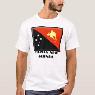 Camiseta Papuá-Nova Guiné