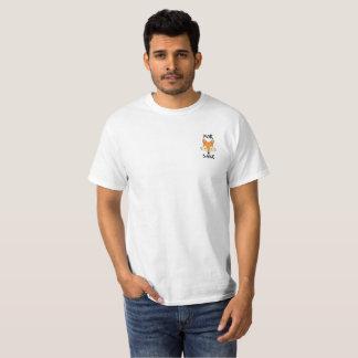Camiseta Para a causa do Fox
