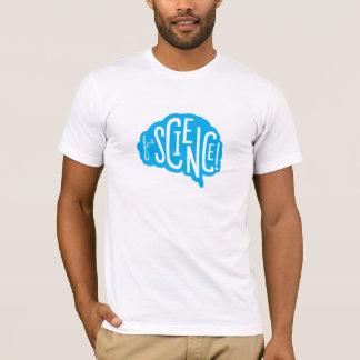 Camiseta Para a ciência! O T dos homens - EyeWire