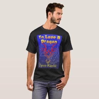 Camiseta Para amar um dragão T
