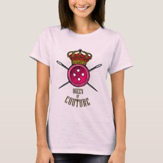 Camiseta Para as pessoas que amam Sewing: Rainha da cor do