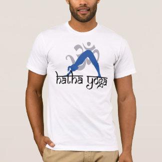 Camiseta Para baixo - enfrentando o t-shirt da ioga de