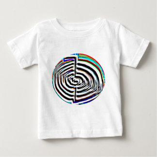 Camiseta Para Bebê 100 impressões de Chakra n Chokuray da flor