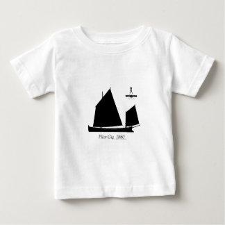 Camiseta Para Bebê 1880 actuação piloto - fernandes tony