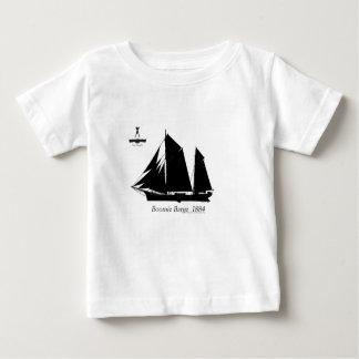 Camiseta Para Bebê 1884 barca de Boomie - fernandes tony