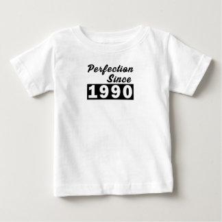 CAMISETA PARA BEBÊ 1990