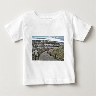 Camiseta Para Bebê 199 etapas Whitby