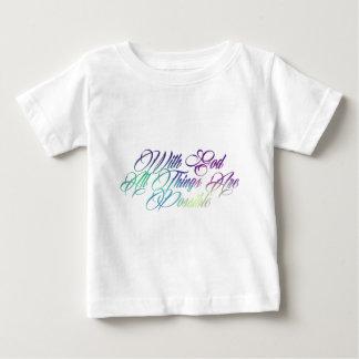 Camiseta Para Bebê 19:26 de Matthew