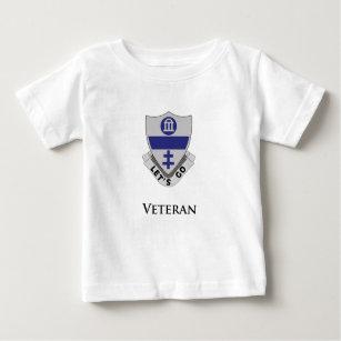 Camiseta Para Bebê 325- Veterano
