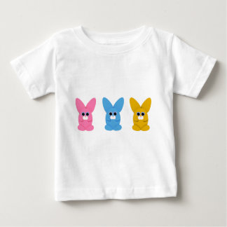 Camiseta Para Bebê 3 bolos