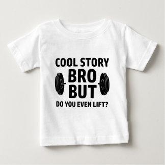 Camiseta Para Bebê 50 anos engraçados do design do aniversário
