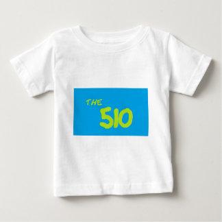 Camiseta Para Bebê 510 mercadorias
