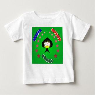 Camiseta Para Bebê 64Casino Logo_rasterized